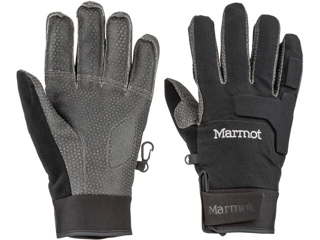 """Marmot XT Gloves Black"""